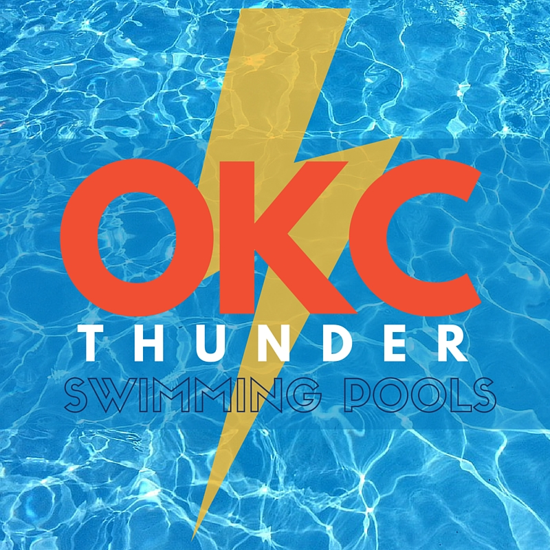 Okc Thunder Swimming Pools Blue Haven Pools Okc
